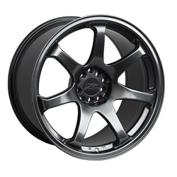 XXR Wheels 551 - Hyper Black - 17x9.25