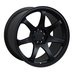 XXR Wheels 551 - Flat Black - 18x8.75