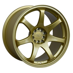 XXR Wheels 551 - Gold Rim - 18x8.75