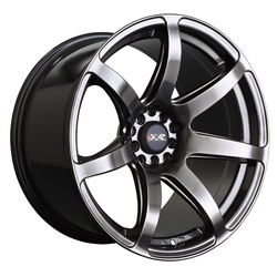 XXR Wheels 560 - Hyper Black Rim