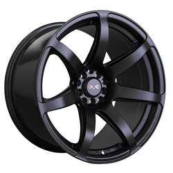 XXR Wheels 560 - Flat Black Rim