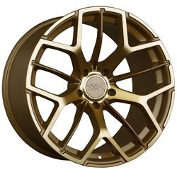 XXR Wheels 566 - Bronze