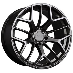 XXR Wheels 566 - Hyper Black