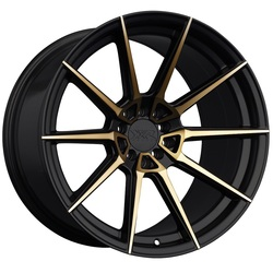 XXR Wheels XXR Wheels 567 - Bronze & Black - 18x10.5