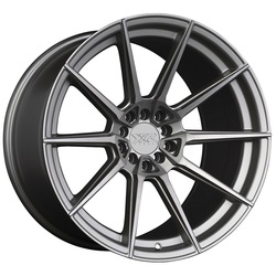 XXR Wheels 567 - Brushed Silver Rim
