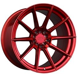 XXR Wheels 567 - Candy Red Rim