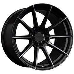 XXR Wheels 567 - Phantom Black Rim