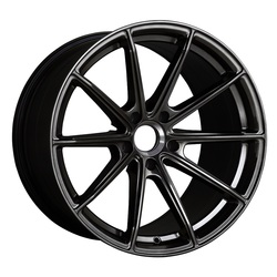 XXR Wheels 568 - Hyper Black - 18x10.5