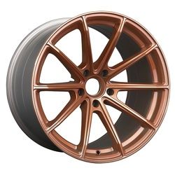 XXR Wheels 568 - Copper Rim