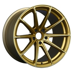 XXR Wheels 568 - Liquid Gold Rim
