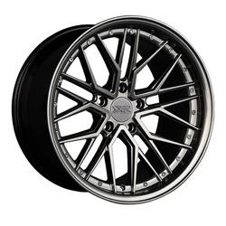 XXR Wheels 571 - Chromium Black Rim - 18x8.5