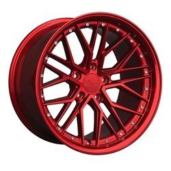XXR Wheels 571 - Candy Red Rim - 18x8.5