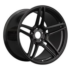 XXR Wheels 572 - Black Rim - 18x8.5