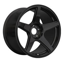 XXR Wheels 575 - Black Rim - 18x8.5