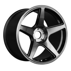 XXR Wheels 575 - Phantom Black Rim - 18x8.5