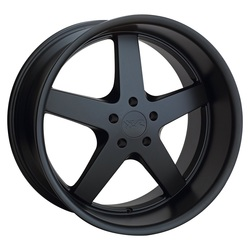 XXR Wheels 968 - Flat Black - 18x10.5