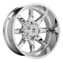 RBP Wheels 01R Saharan II - Chrome Rim