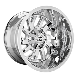 RBP Wheels 65R Glock - Chrome - 22x14
