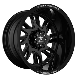 RBP Wheels 69RF Swat - Black Rim