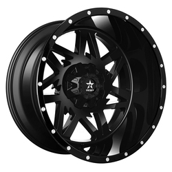 RBP Wheels 71R Avenger - Gloss Black Rim