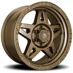 RBP Wheels 72R - Bronze Rim - 17x8.5