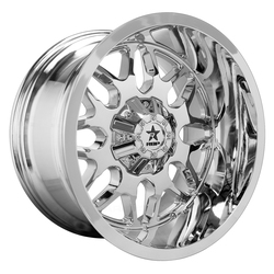 RBP Wheels 73R Atomic - Chrome Rim
