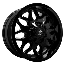 RBP Wheels 73R Atomic - Gloss Black Rim