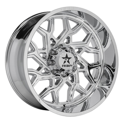 RBP Wheels 80R Scorpion - Chrome Rim