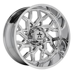 RBP Wheels 80R Scorpion - Chrome Rim - 22x14