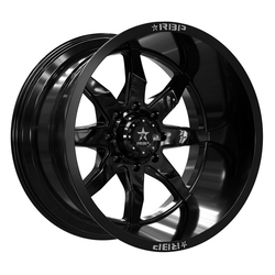 RBP Wheels 81R Saharan - Black Rim