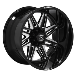 RBP Wheels 82R Falcon - Black Milled Rim