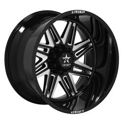 RBP Wheels 82R Falcon - Black Milled - 20x10