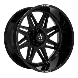 RBP Wheels 82R Falcon - Black Rim