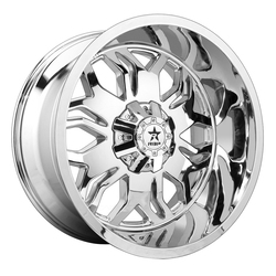 RBP Wheels 87R Blade - Chrome - 24x12
