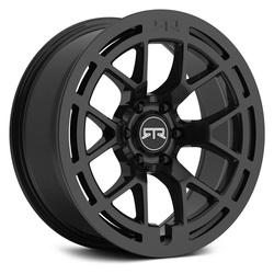 RTR Wheels 950SB Tech 6 - Satin Black Rim