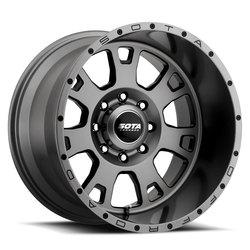 SOTA Offroad Wheels Brawl - Anthra-Kote Black (Anthracite Black)