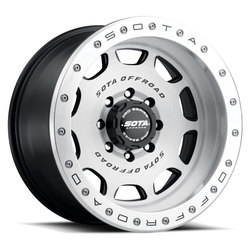 SOTA Offroad Wheels D.R.T. - Brushed Finish