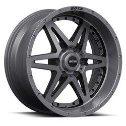 SOTA Offroad Wheels Draeger - Anthracite Black