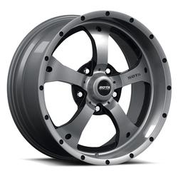 SOTA Offroad Wheels Novakane - Anthracite Black