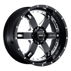 SOTA Offroad Wheels R.E.P.R. - Death Metal (Black Milled)