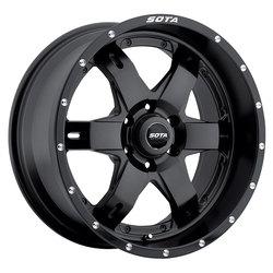 SOTA Offroad Wheels R.E.P.R. - Stealth Black (Satin Black)
