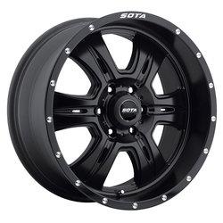 SOTA Offroad Wheels Rehab - Stealth Black (Satin Black)