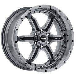 SOTA Offroad Wheels SPYK - Anthra-Kote Black (Anthracite Black)