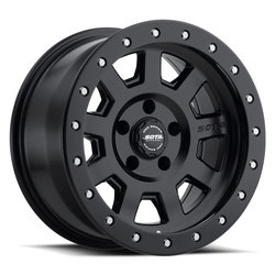 SOTA Offroad Wheels S.S.D. - Stealth Black (Satin Black) - 17x8.5