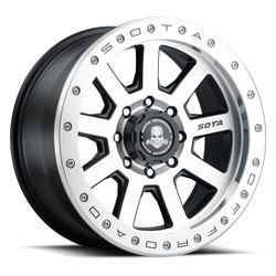 SOTA Offroad Wheels S.S.D. - Brushed Finish