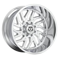 TIS Wheels 544V - PVD - 24x14