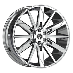 TIS Wheels 545C - Chrome Rim