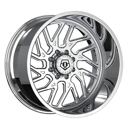 TIS Wheels F51P1 FORGED 1-PC DIRECTIONAL - Polished - 22x14