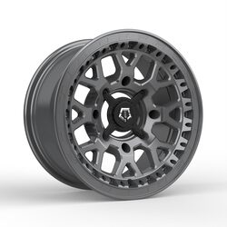 TIS Wheels UTV 558A - Satin Anthracite Rim
