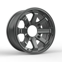 TIS Wheels UTV 559A - Satin Anthracite Rim